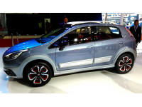 Fiat Urban Cross - What we know