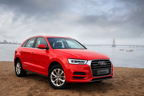 audi launched limited version of the q3 at rs lakh. Black Bedroom Furniture Sets. Home Design Ideas