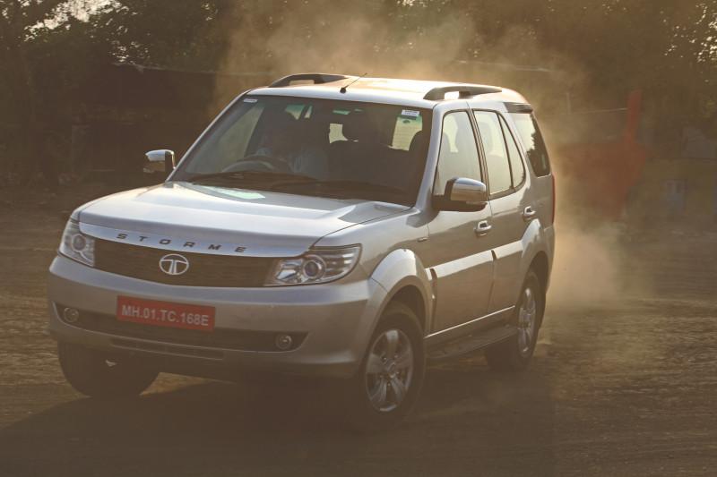 Tata Safari Storme Expert Review, Safari Storme Road Test ...