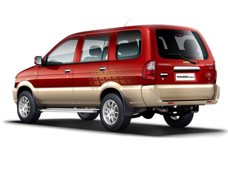 Chevrolet Tavera Photos, Interior, Exterior Car Images ...