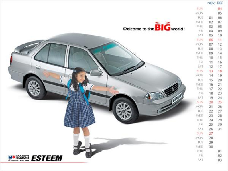 Maruti Suzuki Esteem Lxi Specifications