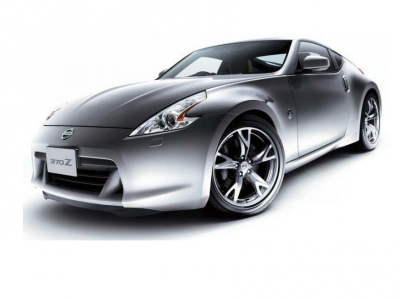Nissan 370z touring coupe at price specifications review cartrade - Nissan 370z touring coupe ...