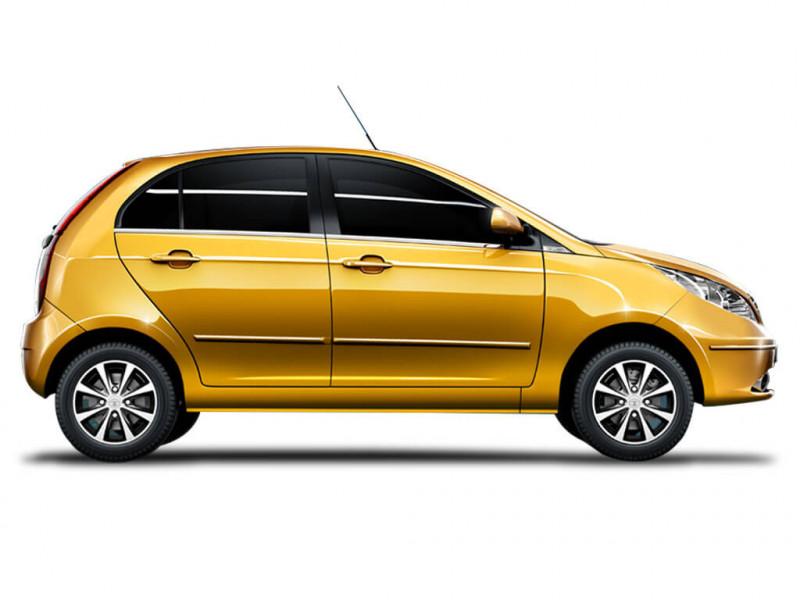 Indica Vista Aura Quadrajet review - carwale.com