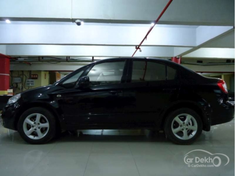 Maruti Suzuki Sx Zxi Interiors